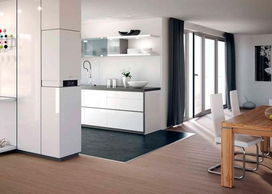 Фото потолка отделить зал от кухни подольская одна