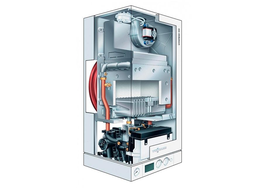 инструкция по эксплуатации газового котла висман Vitopend 100-w - фото 3